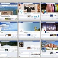 """""""aha..."""" Evangelische Landeskirchen auf Facebook - ein (selbst)kritischer Vergleich"""