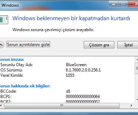 Win7 BlueScreen