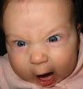 Kızgın Bebek
