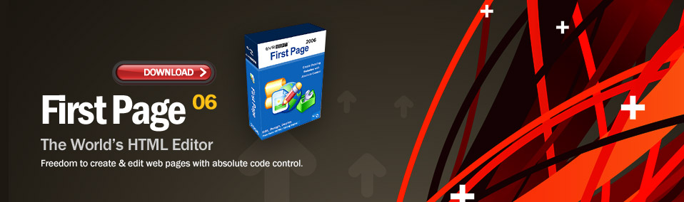 HTML Editor, Website Builder  Web Design Software