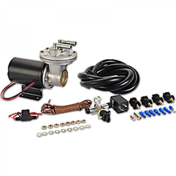 SSBC Vacuum Pump Kit - EV Brake Booster, EV West - Electric Vehicle