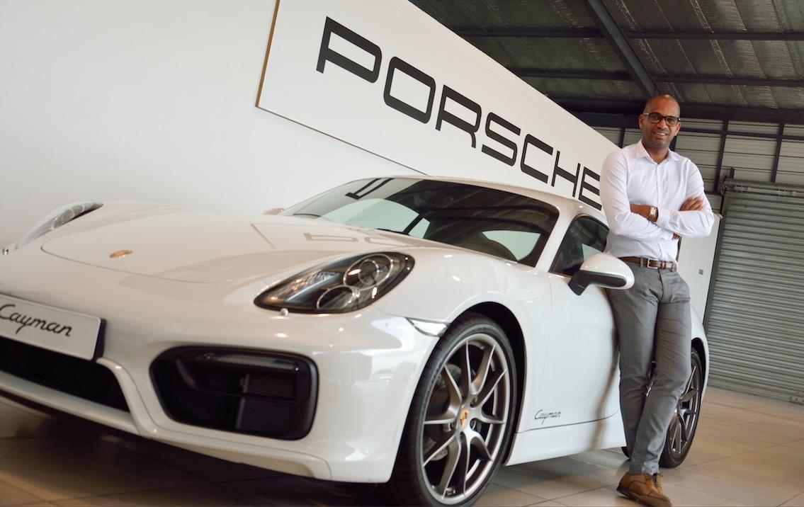 Porsche, démarrage au quart de tour