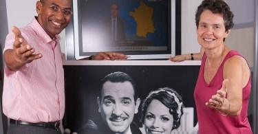 Serge Agnero et Catherine Carde