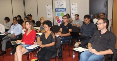 A la Réunion, une vingtaine d'entrepreneurs  ont participé aux Jeudis de la Stratégie 2016