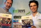 Cécile Le Guilloux et Alexis Dru Sauer de la société KDOPAYS ont obtenu un prêt d'honneur Croissance pour le développement de leur structure