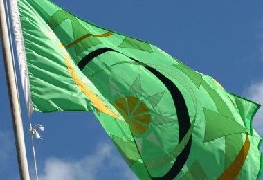 drapeau oecs
