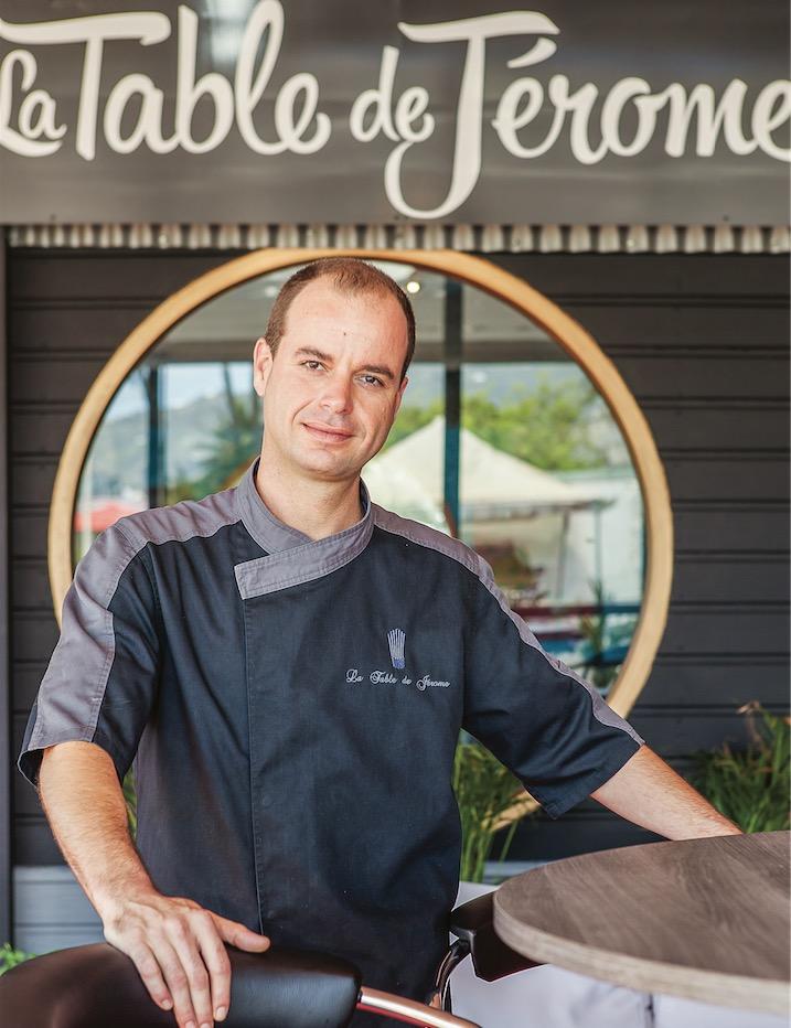 Et si on allait s'asseoir à La Table de Jérôme