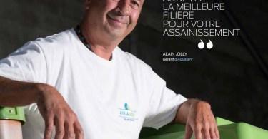 Alain Jolly Gérant d'Aquaserv