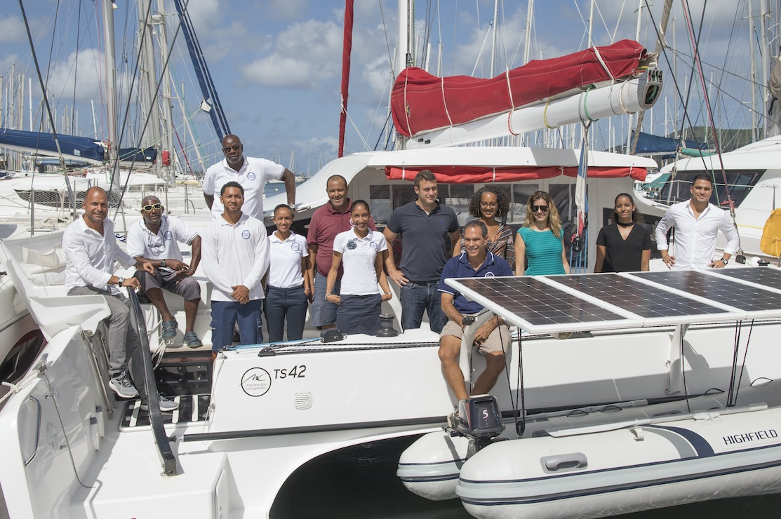 Dossier nautisme : la Marina du Marin, toutes voiles dehors