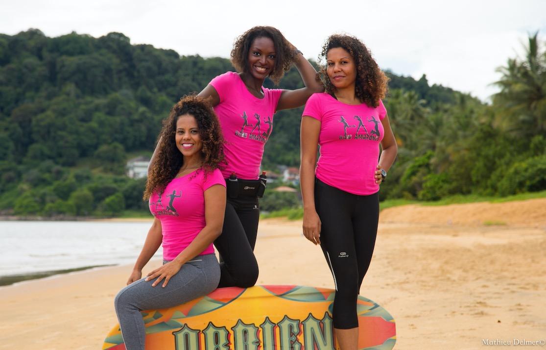 Raid des Alizés : un défi sportif relevé par les Amazones !