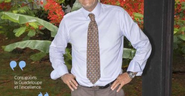 Alex Monnier Directeur de La Créole Beach Hôtel & Spa