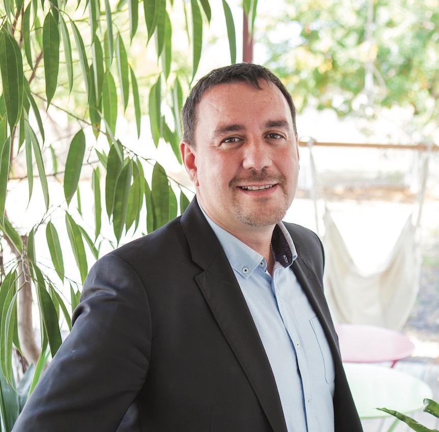 Laurent Blériot entrepreneur tenace