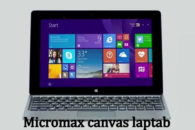 Micromax canvas laptab launches with 10 inches Display