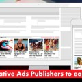 Best Native Ads Publishers to earn money