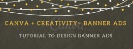 Design banner Ads
