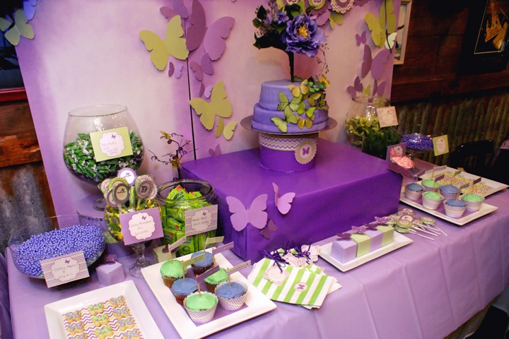 Our top 10 themed baby shower ideas for Baby shower decoration butterfly
