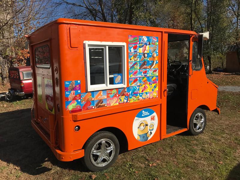 Ice-cream eWillys