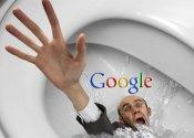 Google sinking