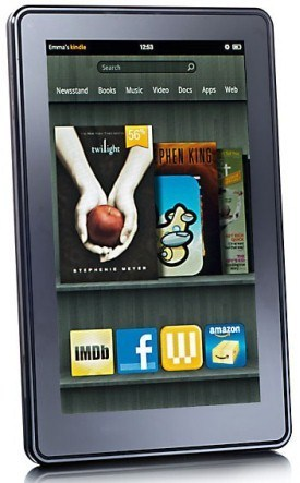 The original Kindle Fire.