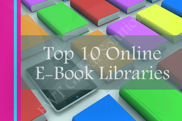 10 Libraries for Bookworms to Download E-books Image