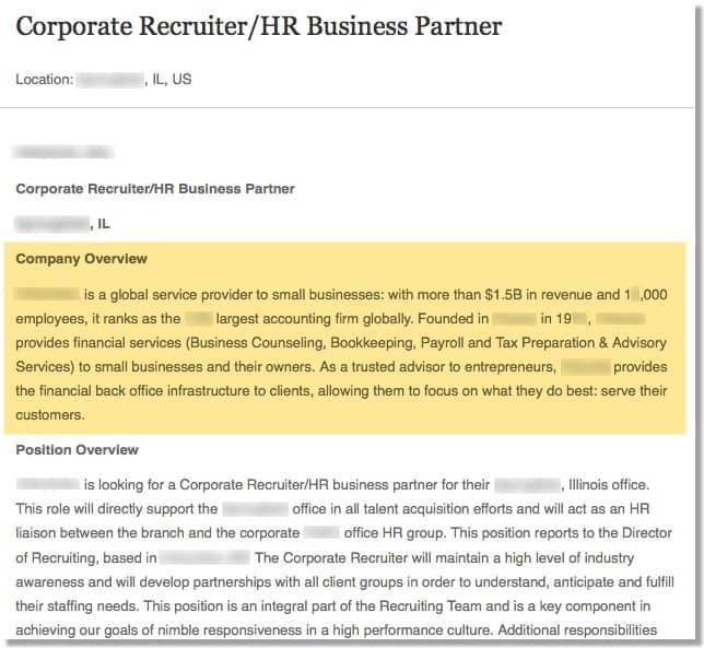 Write Job Descriptions Optimized for Job Boards  Internet Search