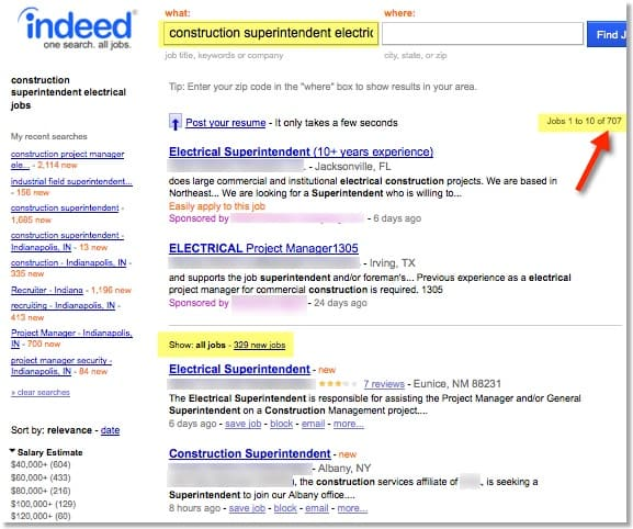 Keyword Optimization For Indeed, Tip 4 ExactHire