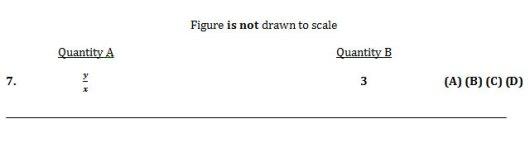 GRE Practice Question 7