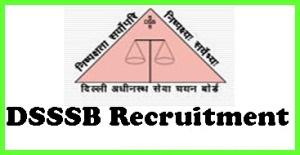 Delhi SSSB Recruitment 2015