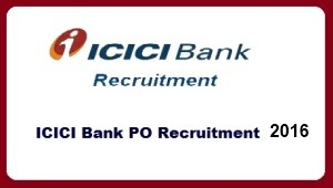 ICICI Bank PO Admit Card 2016