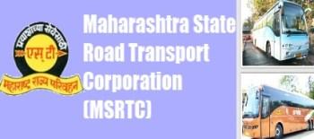 MSRTC driver recruitment 2015