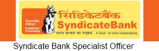 Syndicate Bank Specialist Officer Admit Card 2015
