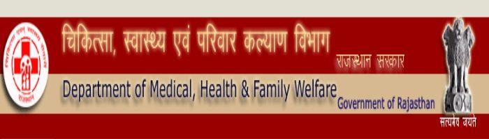 NRHM Rajasthan Recruitment 2015