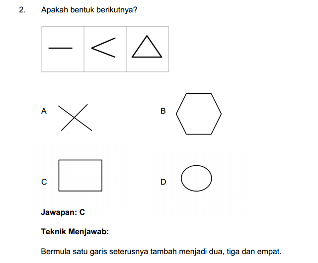 Soalan Ujian Iq Dalam Bahasa Melayu Lamaran H