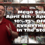 [VIDEO] Mega Sale and New Comics for April 3rd, 2013!