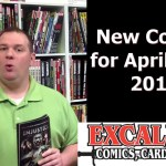 [VIDEO] New Comics for April 17th, 2013! He-Man, Green Lantern, Age of Ultron, and More!