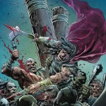 King Conan: The Conqueror #1 from Dark Horse Comics See Conan Getting His Throne Back!