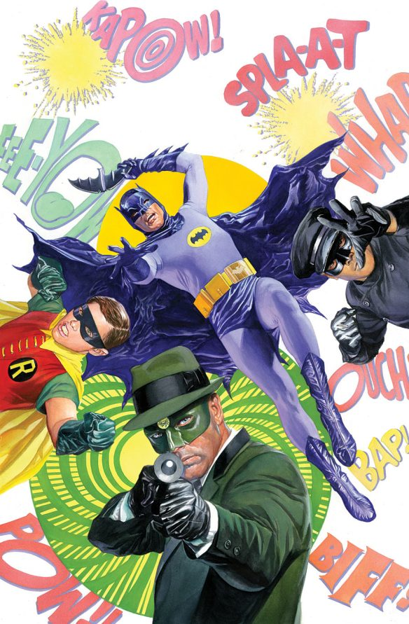 Batman '66 Meets Green Hornet #1 from DC Comics