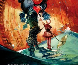 Low #1 from Image Comics