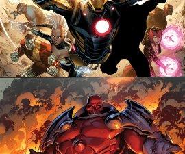 Avengers & X-Men: Axis #1 from Marvel Comics