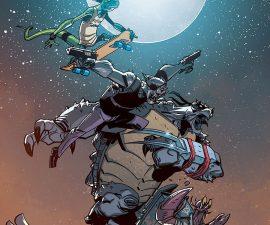 Teenage Mutant Ninja Turtles: Mutanimals #1 from IDW Comics