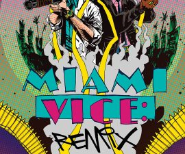Miami Vice: Remix #1 from IDW Comics