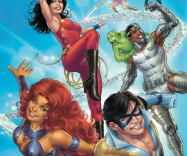 Convergence: New Teen Titans #1 from DC Comics
