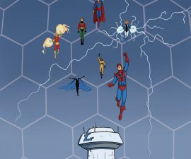 Convergence: Superboy and The Legion of Super-Heroes #1 from DC Comics