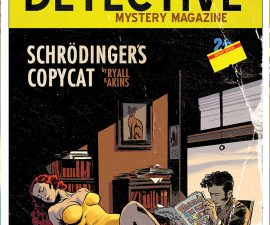 Dirk Gently's Holistic Detective Agency #1 from IDW Comics