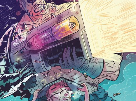 Oh, Killstrike #1 from Boom! Studios