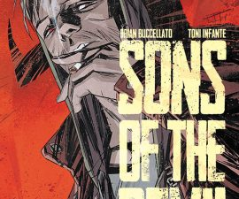 Sons of the Devil #1 from Image Comics