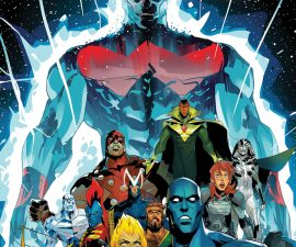 Korvac Saga #1 from Marvel Comics