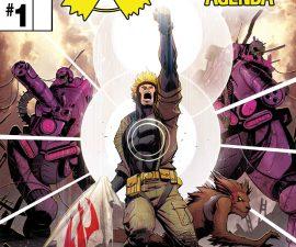 X-Tinction Agenda #1 from Marvel Comics