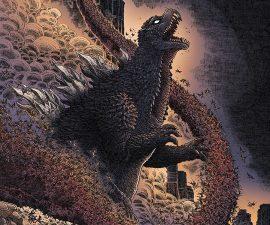 Godzilla in Hell #1 from IDW Comics