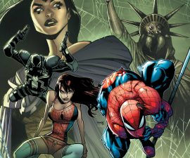 Spider-Island #1 from Marvel Comics
